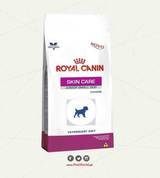 Royal Canin Skin Care Junior Small Dog- 2 Kg